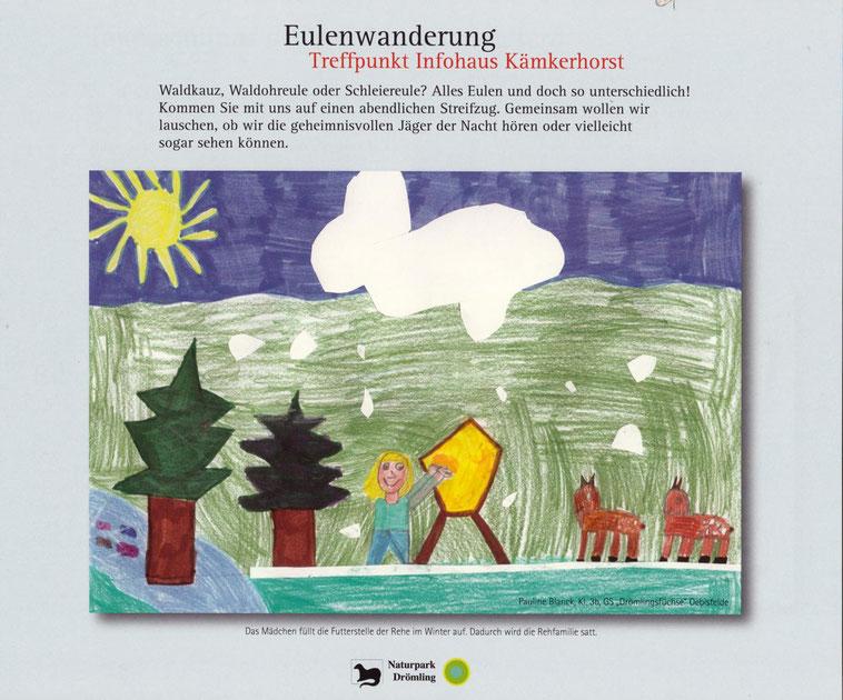 Quelle: Kalender Naturpark Drömling