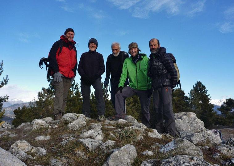 Mont Férion (1412 m)