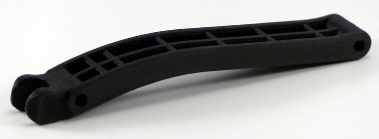 Haltegriff aus PEEK hergestellt per FDM - 3D-Druck ( Rapid Manufacturing )