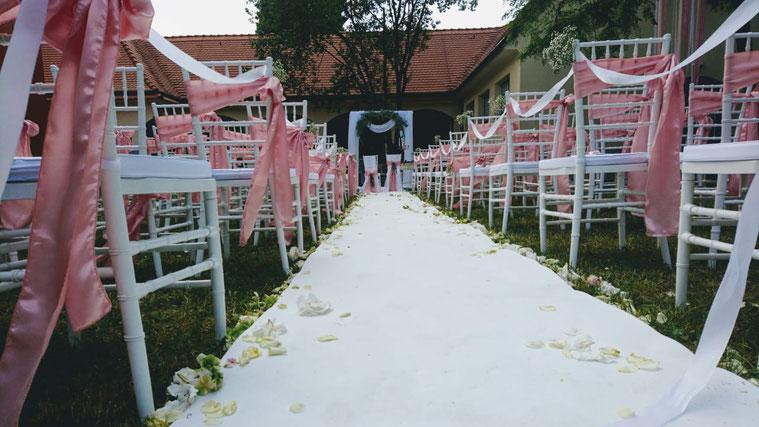 Hochzeitsplanung Dresden -  Hochzeitsagentur Rosenbaum