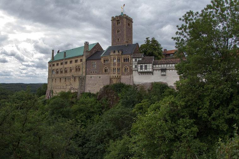 Wartburg Eisenach Aktivurlaub