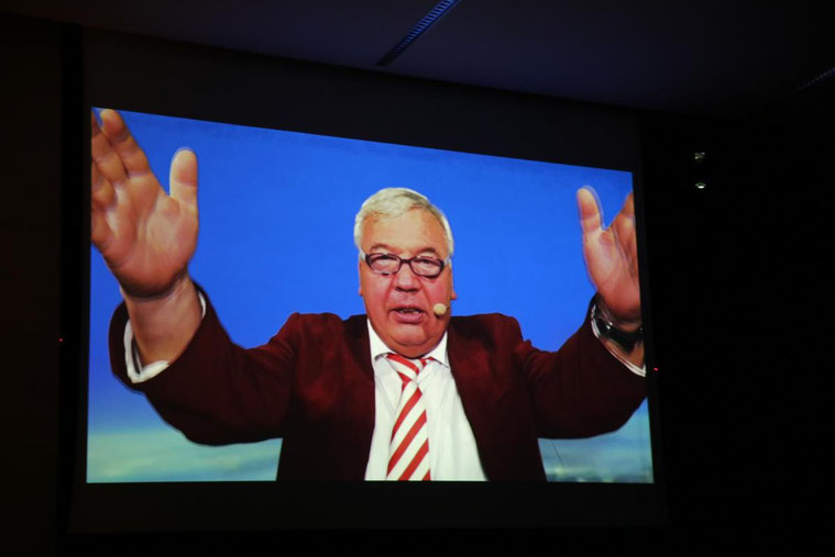 """Stei-TV"" - Sprecher Fritz Linko"
