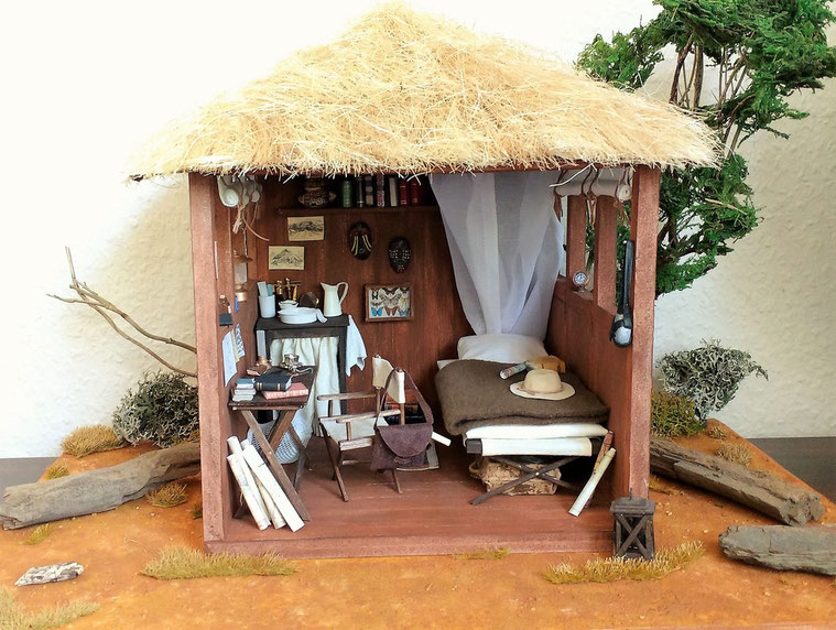 Miniatur Safari Lodge