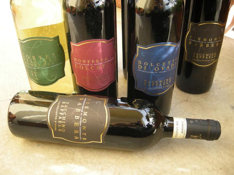 Vini Piemontesi