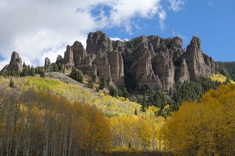 Farbiges Colorado