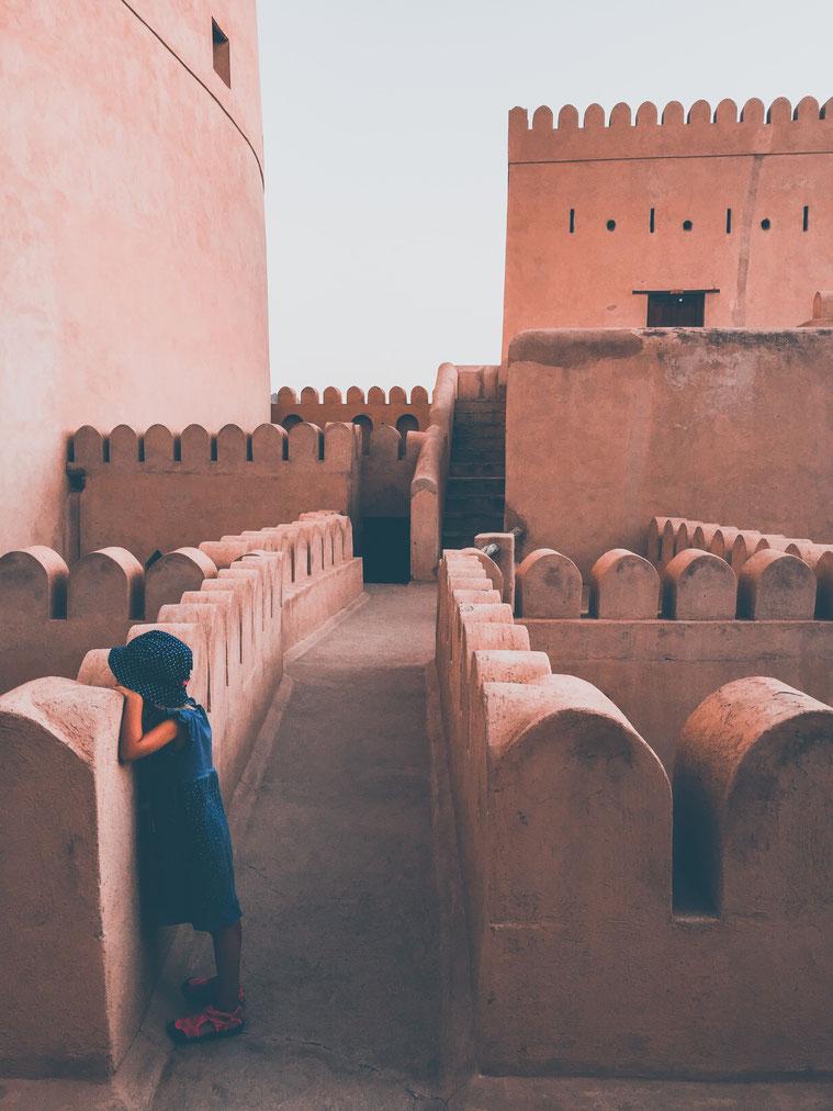 Mystische Momente im Oman (Foto: Miriam Grün)