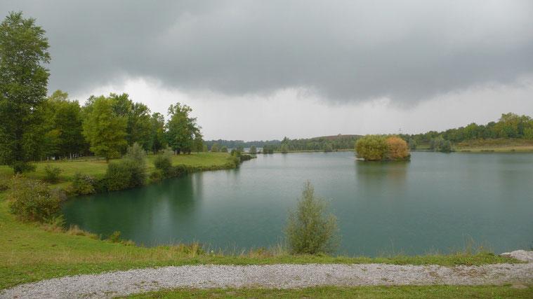 lac des esturgeons d'IKTUS