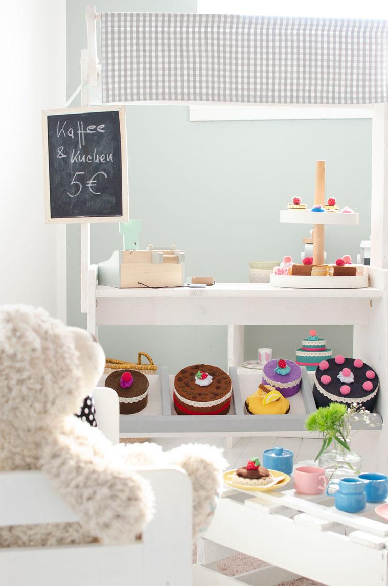 Kaufladen Kinderzimmer