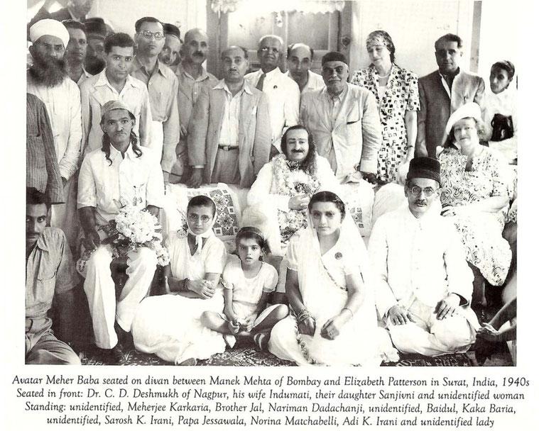 Courtesy of Lord Meher ; Bhau Kalchuri - Vol.7-8 : p2694