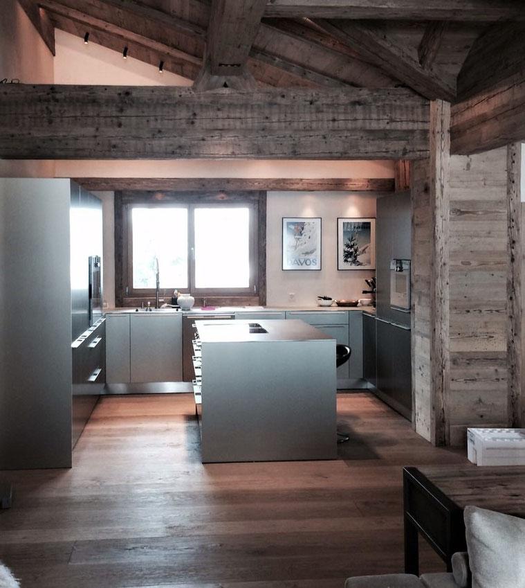 Fendt Holzgestaltung Chalet-Stil