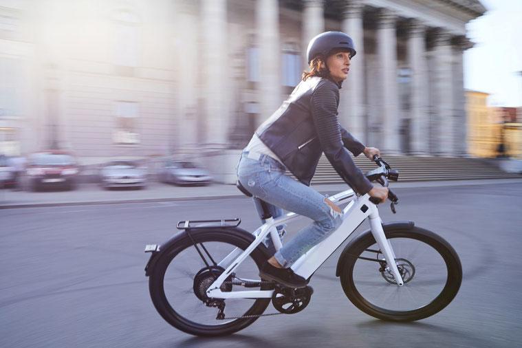 Stromer ST3: Das neue innovative Speed Pedelec für die Stadt