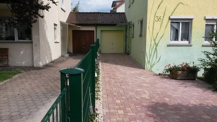 Zaunbau in filderstadt gartenzaun bauen for Gartengestaltung app