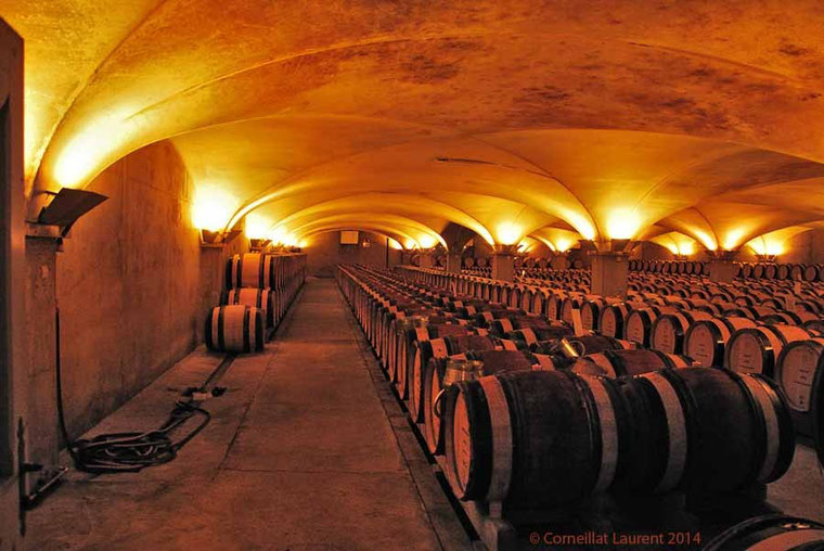 Nouvelles caves desaNew cellars of the Hospices de BeauneHospices de Beaune
