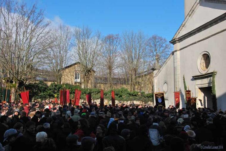 Saint Vincent Tournante 2010 - Chassagne Montrachet