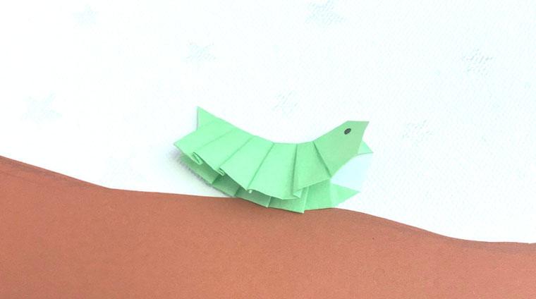 芋虫は美しい蝶になるでしょうか。札幌市放課後等デイサービスキッズアシスト