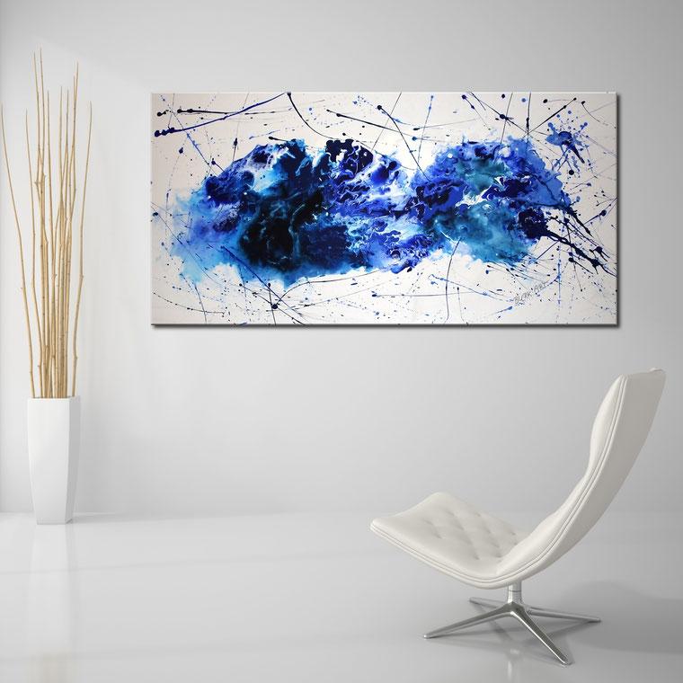 Acrylbilder abstrakt  kaufen - BURK ART