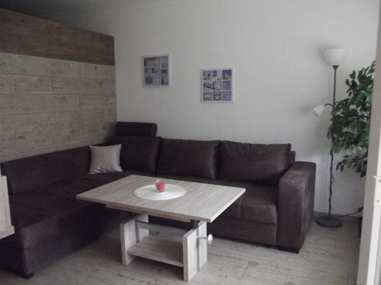 Unsere Wohnung Ferienwohnungnordseetraum