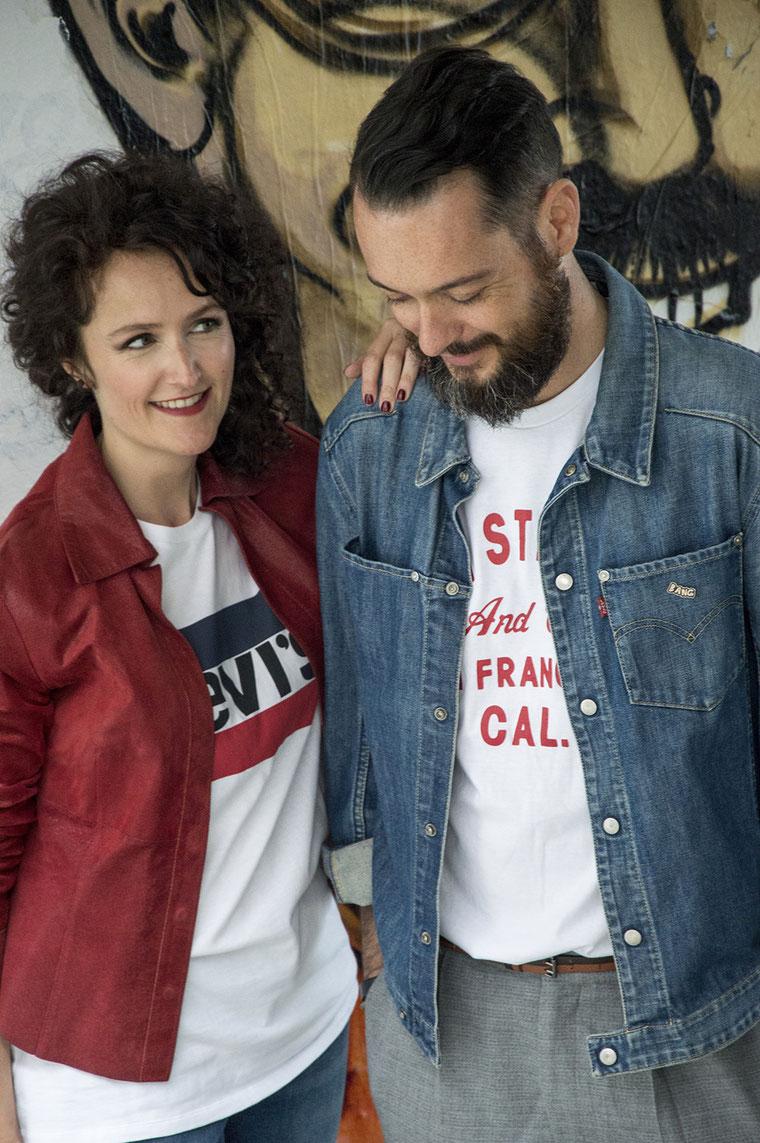 t-shirt Levi's promo