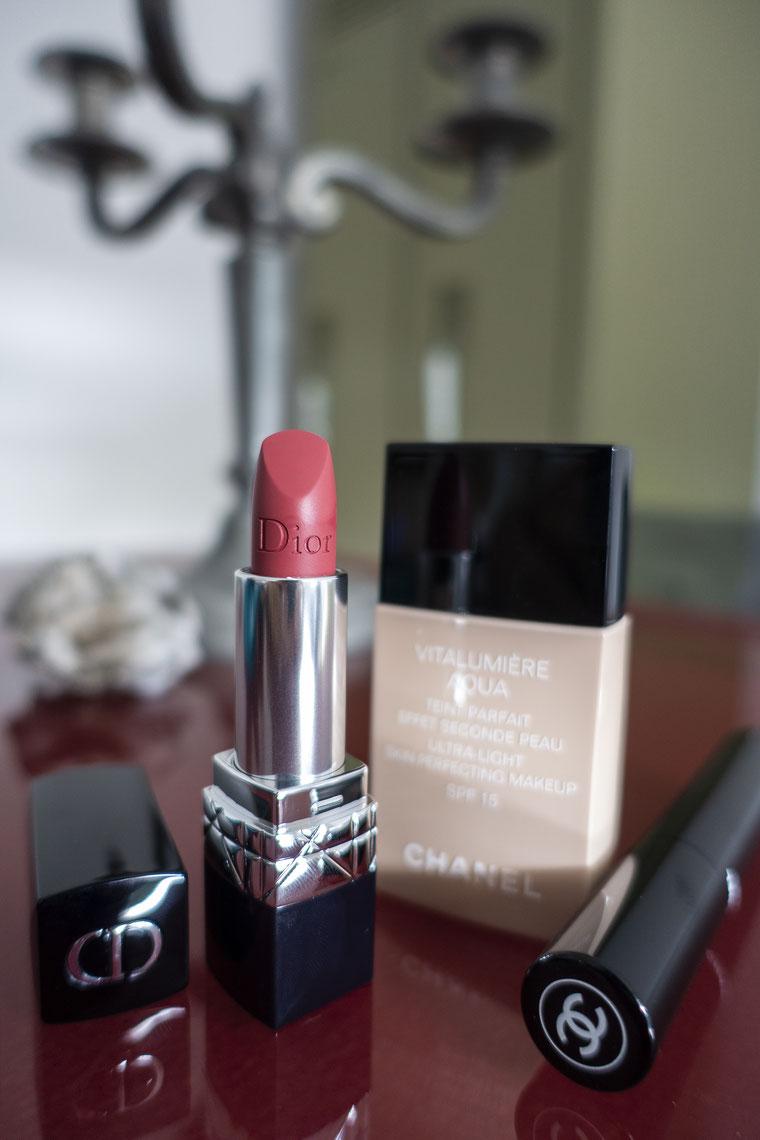 maquillage de luxe à petits prix