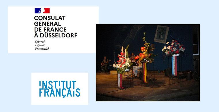 Institute Francais Förderung