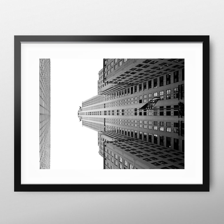 Photoraphic Art Print 'Chrysler Building' by PASiNGA