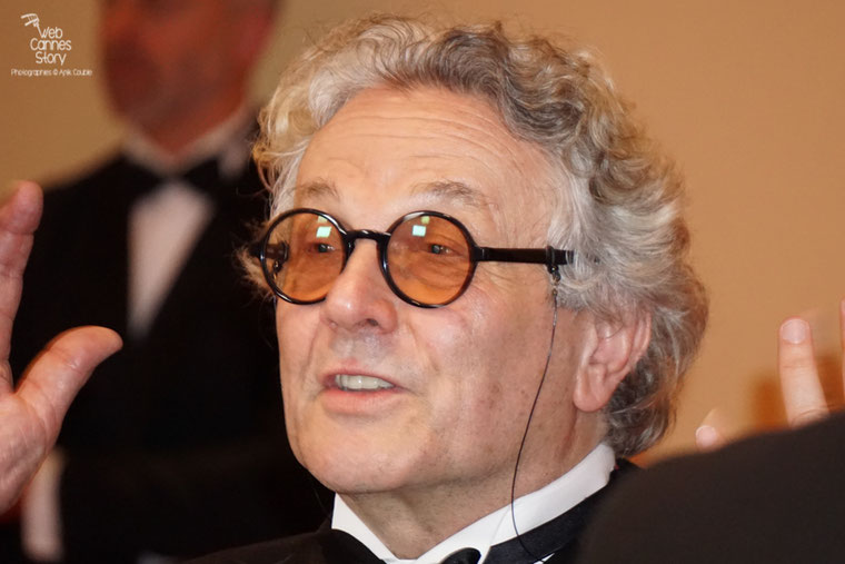 George Miller, Président du Jury  - Festival de Cannes 2016 - Photo © Anik Couble