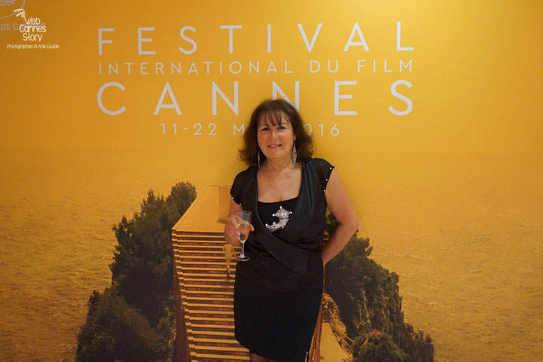 Anik Couble - Festival de Cannes 2016 - Photo © Anik Couble