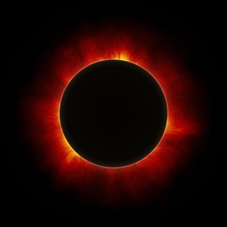 Astrologie und Sonnenfinsternis