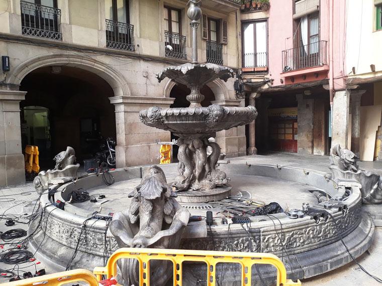 Голливуд снимает в Барселоне новый фильм