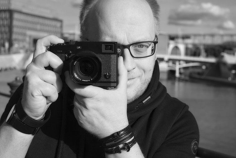 Torsten Herwig, geb. 1974 in Braunschweig, Fotograf in Berlin (Foto: Jasmin Borgwardt)