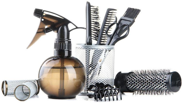 Folten vom Haarausfall für die Frauen