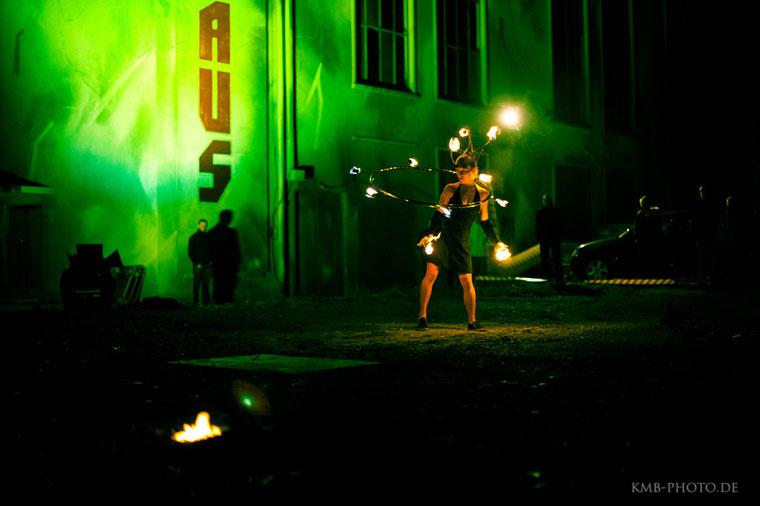 Fantômes de Flammes - Feuershows und Lightshows in Starnberg bei München