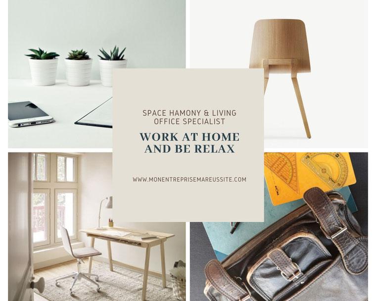 work at home, bureaux, mobilier de bureau, télétravail, conseils télétravail, meubles de bureau, esthétique, ergonomique, télétravail,  bureaux en bois naturel