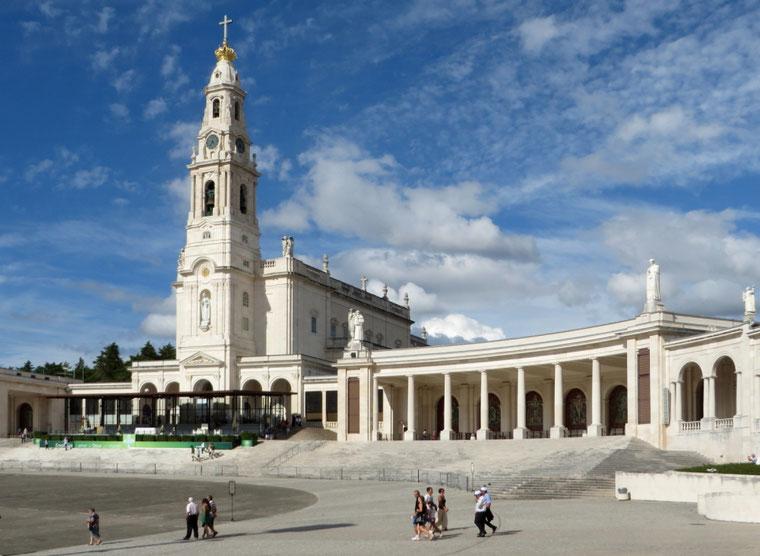 Fatimos koplyčia Portugališkajame piligrimų kelyje