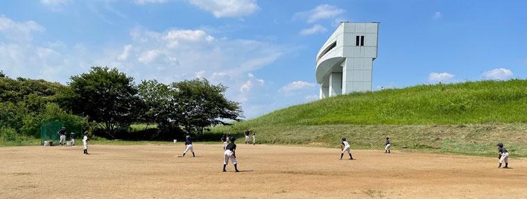 東練馬リトルリーグ ジュニアグラウンド