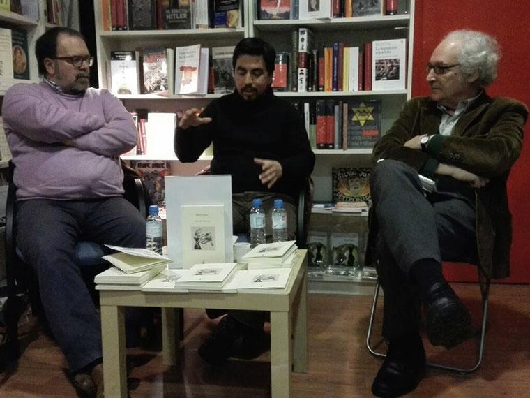 Mario Ortega presentado por Ricardo Pochtar y Julio Obeso