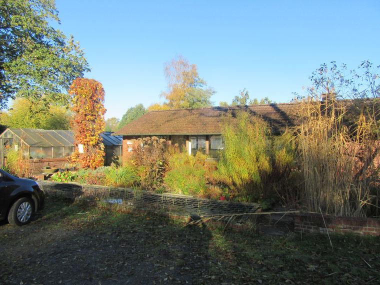 Eingang Pagels Garten