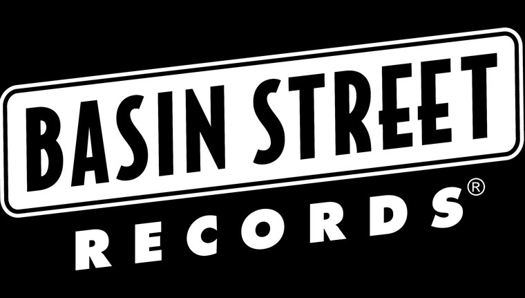 the Funky Soul story - logo BASIN STREET Records (New Orleans)