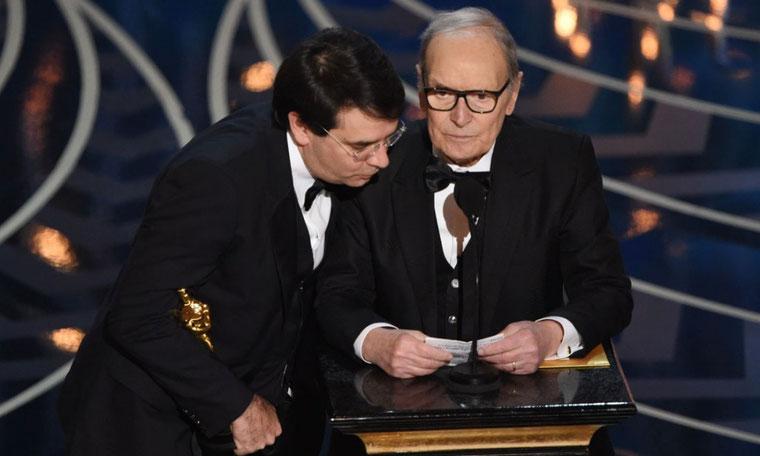 Morricone Oscar 2016