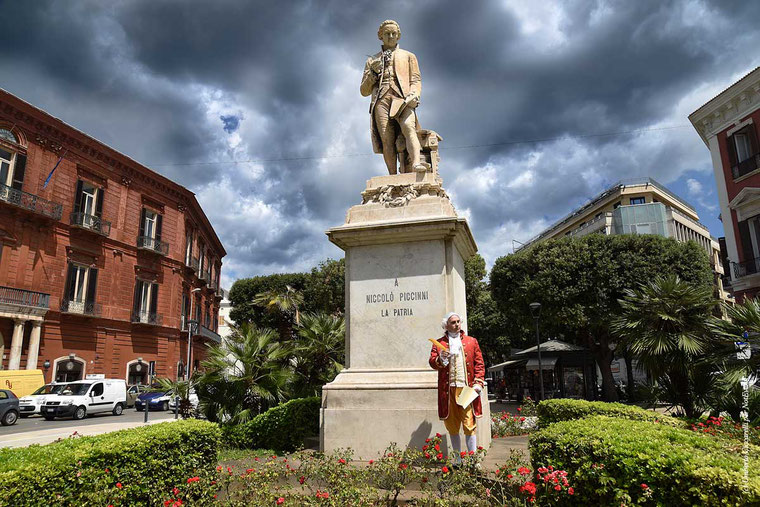Piccinni a Bari