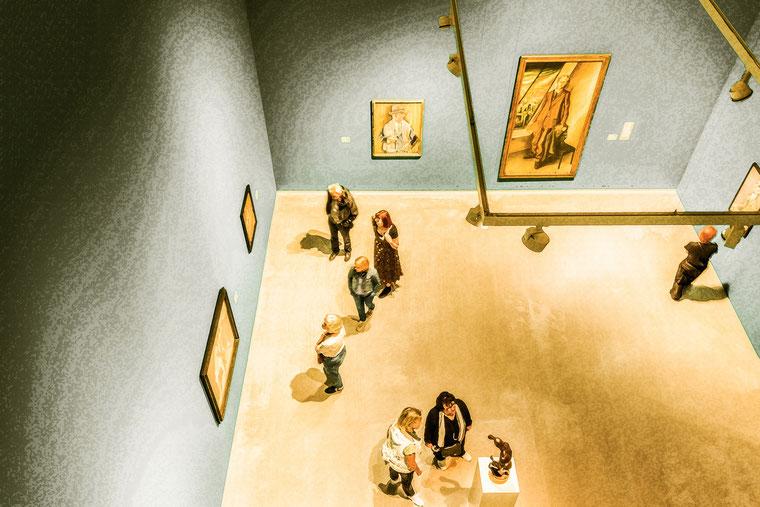 Berlin II, 60 x 90 cm, Canvas