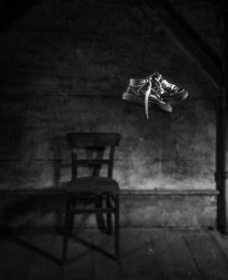 """""""Traumwelt"""" ist eines von 7 Fotos aus dem letzten Fotoprojekt """"Dramatisches schwarz-weiß"""""""