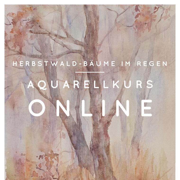 Aquarellkurs Online