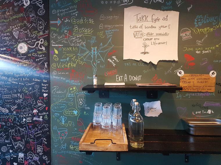 Bester Burger in Island: Le Kock Burger