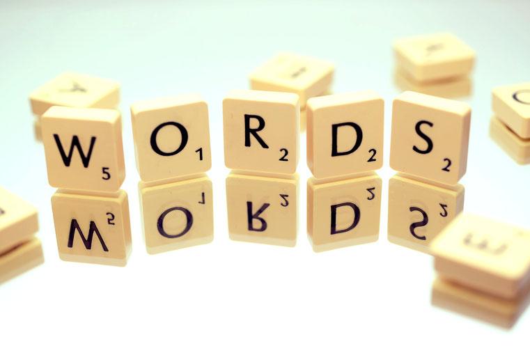 Worte Words Scrabble NLP