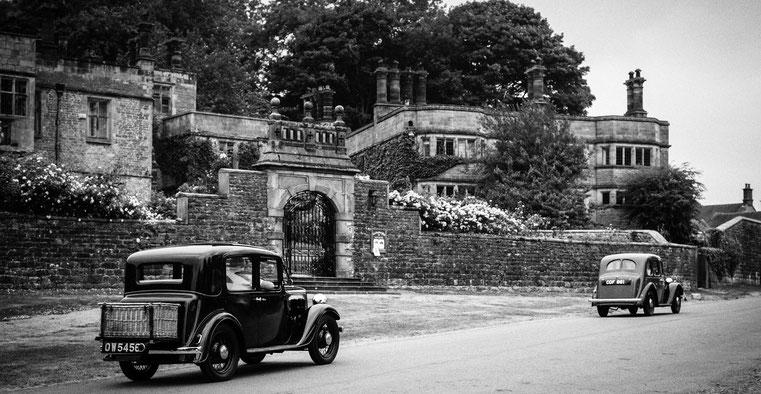 Tissington Hall, Derbyshire