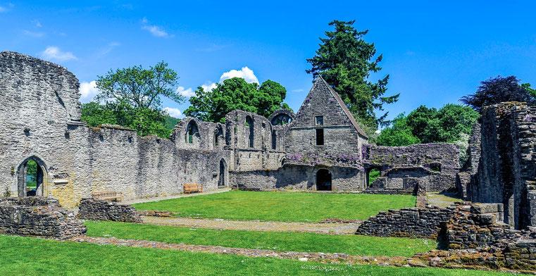 Inchmahome Priory, Scotland
