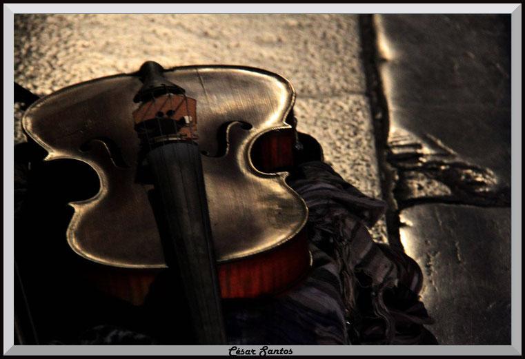 instrumentos, múcicos callejeros