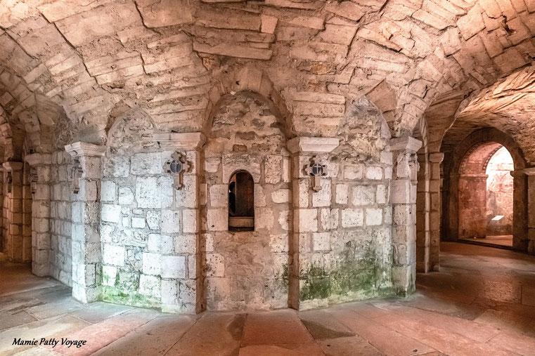 Abbaye Saint-Philibert de Tournus, Bourgogne