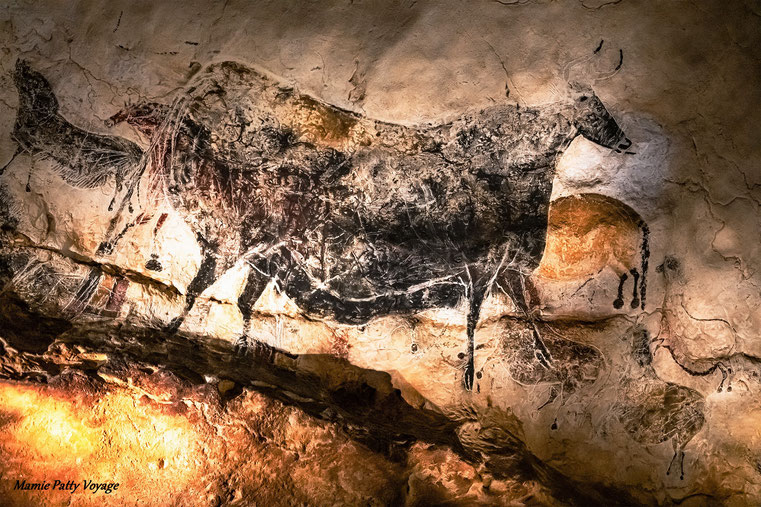 Grotte de Lascaux, Montignac, Dordogne